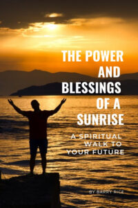 The Power and Blessings of a Sunrise front Cover